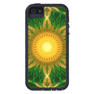 Flare Star Mandala iPhone 5 Case