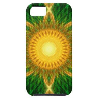 Flare Star Mandala iPhone 5 Covers