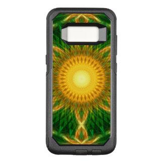 Flare Star Mandala OtterBox Commuter Samsung Galaxy S8 Case