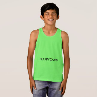 flarpycarps tank top