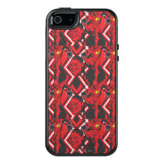 Flash - Absurd Collage Pattern OtterBox iPhone 5/5s/SE Case