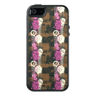Flash Bolt Pattern OtterBox iPhone 5/5s/SE Case