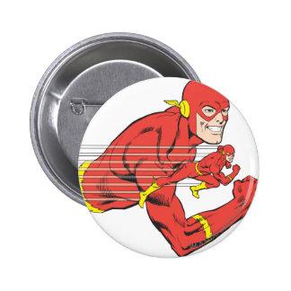 Flash Bust View 2 Inch Round Button