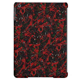 FLASH FIRE (abstract art design - variant 1) ~ iPad Air Cases