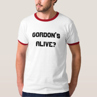 Flash Gordon - Gordon's Alive? T-Shirt