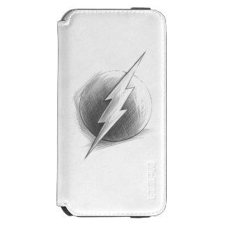 Flash Insignia Incipio Watson™ iPhone 6 Wallet Case