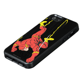 Flash Lunges Left OtterBox iPhone 5/5s/SE Case