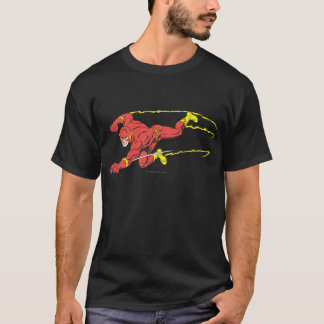 Flash Lunges Left T-Shirt