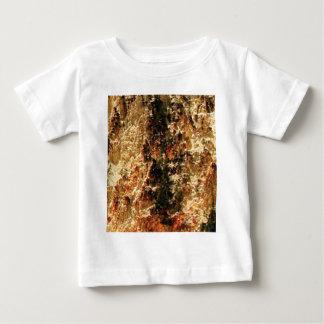 flash of rough yellow stones baby T-Shirt