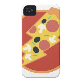 Flash Pizza iPhone 4 Case-Mate Case