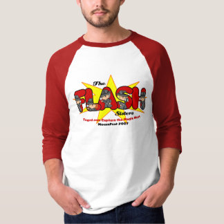 Flash Sisters 2007 T-Shirt