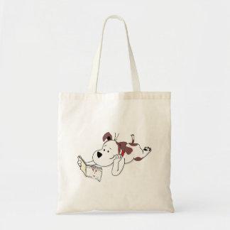 Flash totebag for readers tote bag