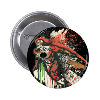 Flash - Twisted Innocence Poster 2 Inch Round Button