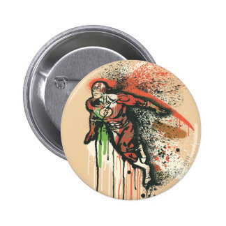 Flash - Twisted Innocence Poster Color 2 Inch Round Button