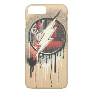Flash - Twisted Innocence Symbol 2 iPhone 7 Plus Case