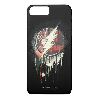 Flash - Twisted Innocence Symbol iPhone 7 Plus Case