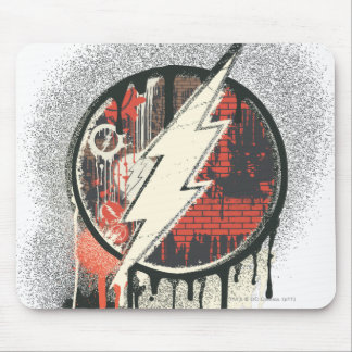 Flash - Twisted Innocence Symbol Mouse Pad