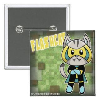 Flashcat Minecats Superhero button