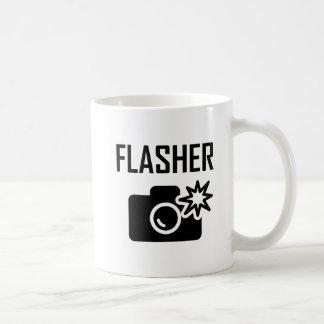 Flasher Funny Mug