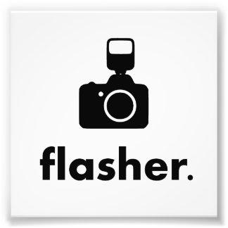 Flasher Photographer Camera Photograph