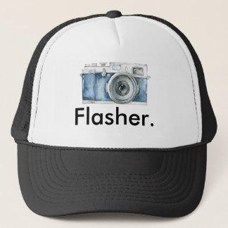 Flashing Fun! Trucker Hat