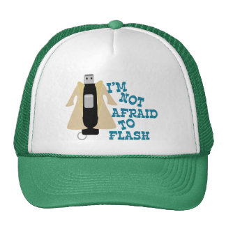 Flashy Drive Trucker Hat