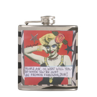 FLASK-PEOPLE ASK, WHAT WILL YOU DO WHEN YOURE FLASKS