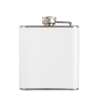 flask with Mandela style design