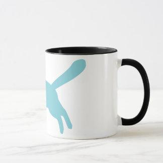 Flat Cat Mug