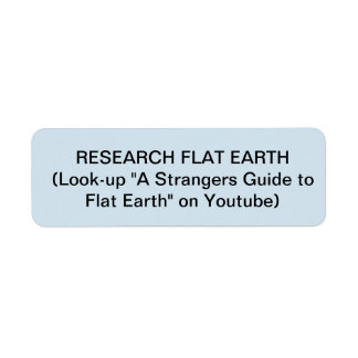 FLAT EARTH CIGARETTE LIGHTER STICKERS