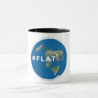 Flat Earth Coffee Mug | #flataf | Flat Earth