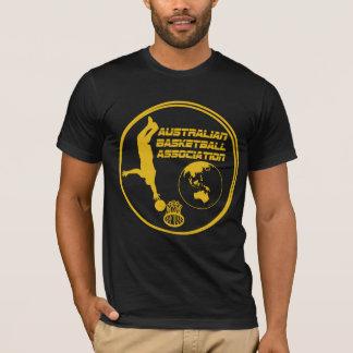 Flat Earth Designs - Australian Basketball Asso T-Shirt