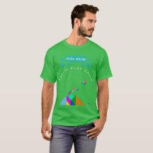 Flat Earth Wise Wear T-Shirt