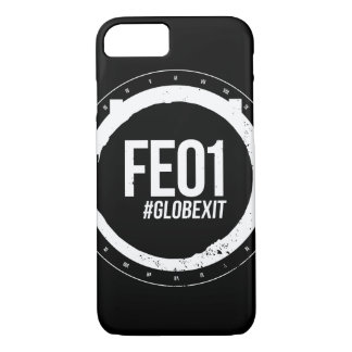 Flat Earth Year One iPhone 7 Case