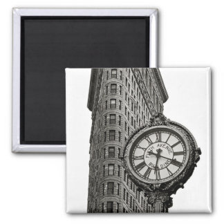 Flat Iron Building Magnet