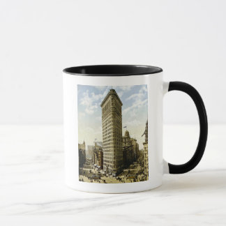 Flat Iron Building New York City, NY 1903 Vintage Mug
