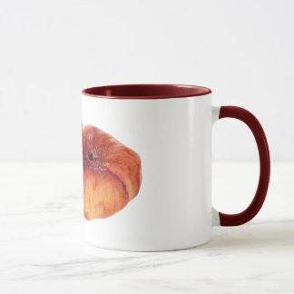 Flat Nectarines Mug