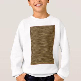 Flat wood nice cute Skin Case Sweatshirt