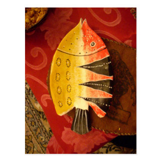 flat yellow and red fish with black stripes.jpg post cards