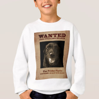 FlatCoatedRetriever Sweatshirt