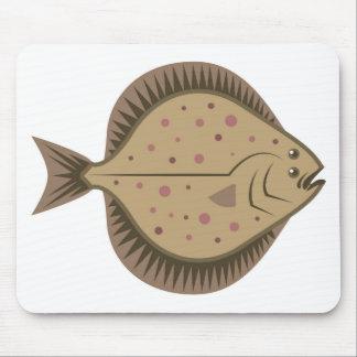 Flatfish Mouse Pad