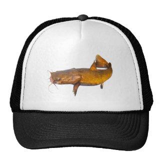 Flathead Catfish turntail Trucker Hats