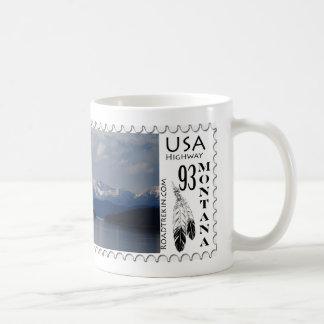 Flathead Lake Montana Coffee Mug