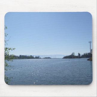 Flathead Lake Mouse Pad