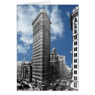 Flatiron Building New York City Card