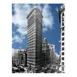 Flatiron Building New York City Postcard