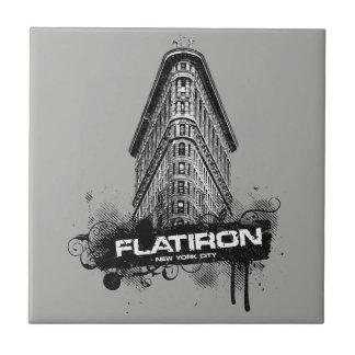Flatiron Building New York City Tile