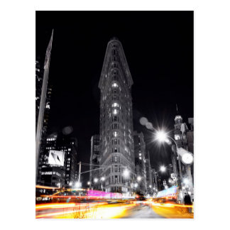 FlatIron Building NYC Postcard