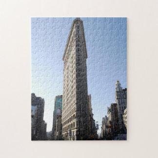 Flatiron Building Puzzle