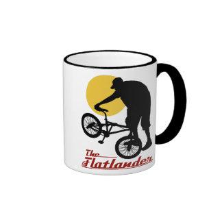 Flatlander BMX Ringer Mug